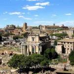 הפורום הרומאי - אייל הסעות וטיולים ברומא