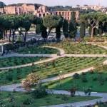 גן הורדים ברומא - אייל הסעות וטיולים