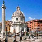 העמוד של טראיאנוס - אייל הסעות וטיולים ברומא