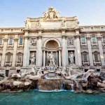 מזרקת טרווי - אייל הסעות וטיולים ברומא