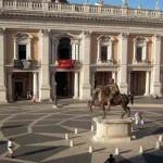 כיכר קמפידוליו - אייל הסעות וטיולים ברומא
