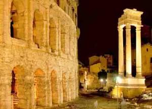 הגטו הרומאי - אייל הסעות וטיולים ברומא