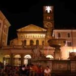 סנטה מריה אין טרסטוורה - אייל הסעות וטיולים ברומא