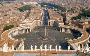 סיור וותיקן ברומא מודרך בעברית